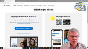 skype installation creation compte